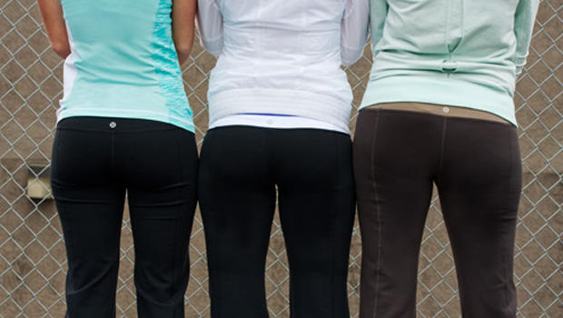 Lululemon Shares Fall After Company Recalls Yoga Pants