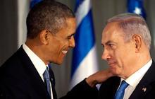 President Obama assures Israel, assails Assad