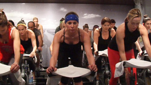 SoulCycle founders: No need to separate work and kids