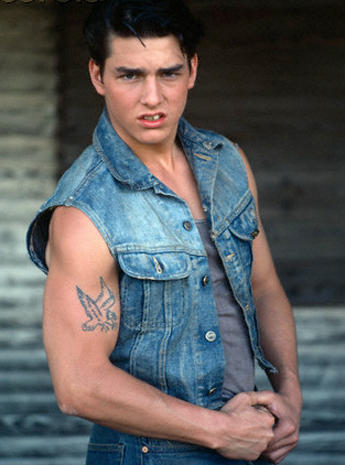The Outsiders Tom Cruise Character
