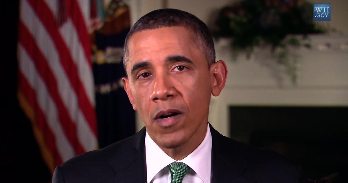 "Obama praises Senate for taking ""big steps forward"" on gun ..."