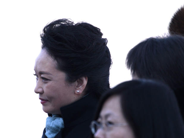 Peng Liyuan: China's first lady of fashion