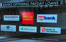 Banks find loophole in banned payday loans