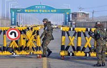 """North Korea: War could start """"any moment"""""""