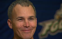 Florida Gulf Coast University coach on reaching Sweet 16