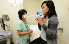Breath test may detect cancer, heart disease