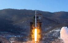 North Korea reportedly moves missiles into striking position
