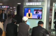 N. Korea moves missiles to eastern coast
