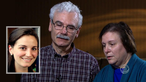 Tom and Mary Beth Smedinghoff's 25-year-old daughter, Anne, was killed while delivering books to an Afghanistan school on behalf of the U.S. Defense Department along with three others.