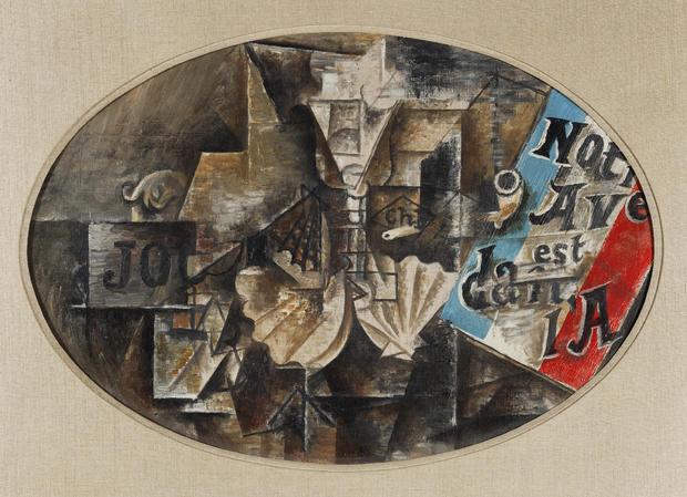 10._Picasso_The_Scallop_Shell_(Notre_Avenir)_1912_.jpg