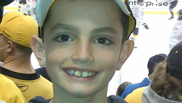 Family photo of Boston Marathon bombing victim Martin Richard.