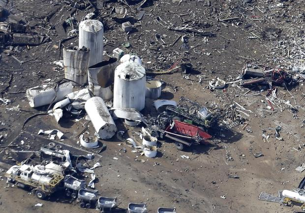 Texas fertilizer plant explosion
