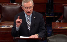 "Reid: With FAA furloughs, ""expect a long wait"" at airports"