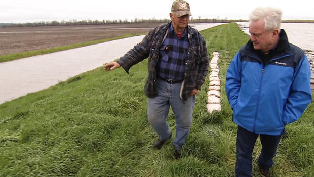 A few weeks ago, Louis Busch worried rains would never come. Now, nobody is talking about the drought in Annada, Mo., after April showers fell on 10 out of the last 15 days.