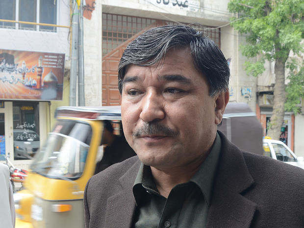 Abdul Khaliq Hazara