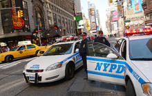 Boston bomb suspects were headed to Times Square