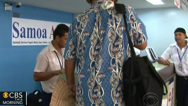 Samoa Airlines