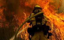 Nearly 2,000 firefighters battle California blaze