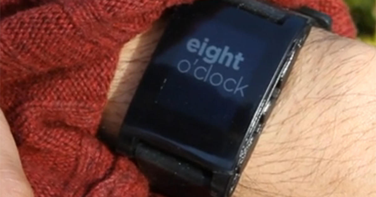 Hands-on with the Pebble Smartwatch