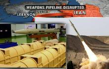 Surprise Israeli strikes send message to Iran