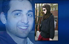 How did Katherine Russell become Mrs.Tamerlan Tsarnaev?