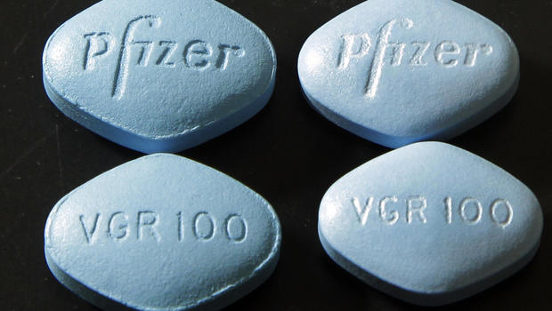pfizer to sell viagra online in first for big pharma ap cbs news