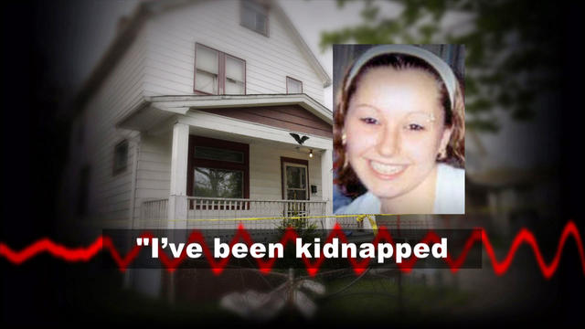 Three Ohio women free after being held captive for a decade