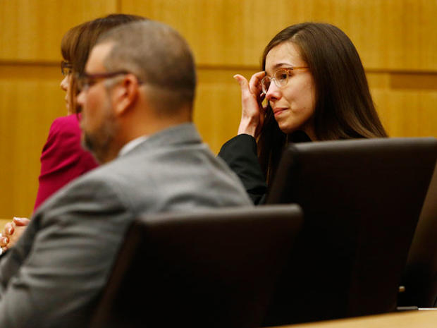 Jodi Arias: Guilty of first-degree murder