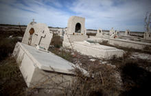 Argentine ghost town emerges from under water
