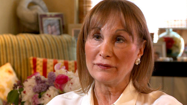 """Judith Gomberg, 61, said she knew she had the BRCA1 mutation for six years before finally getting surgery. """"I was living in the shadow of cancer,"""" she said."""