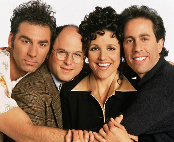 """Seinfeld"": Where are they now?"