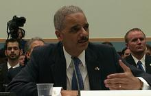 "Holder: Possible ""criminal violations"" in IRS targeting scandal"