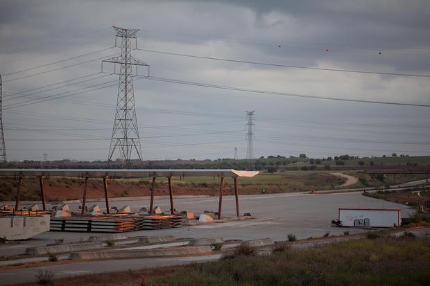 """Spain's 70M euro """"ghost highway"""""""