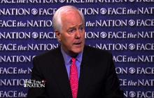 """Cornyn condemns """"culture of cover-ups and intimidation"""" at WH"""