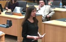 Jodi Arias makes her opening statements to the jury