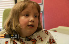 8-year-old tornado survivor tells her story