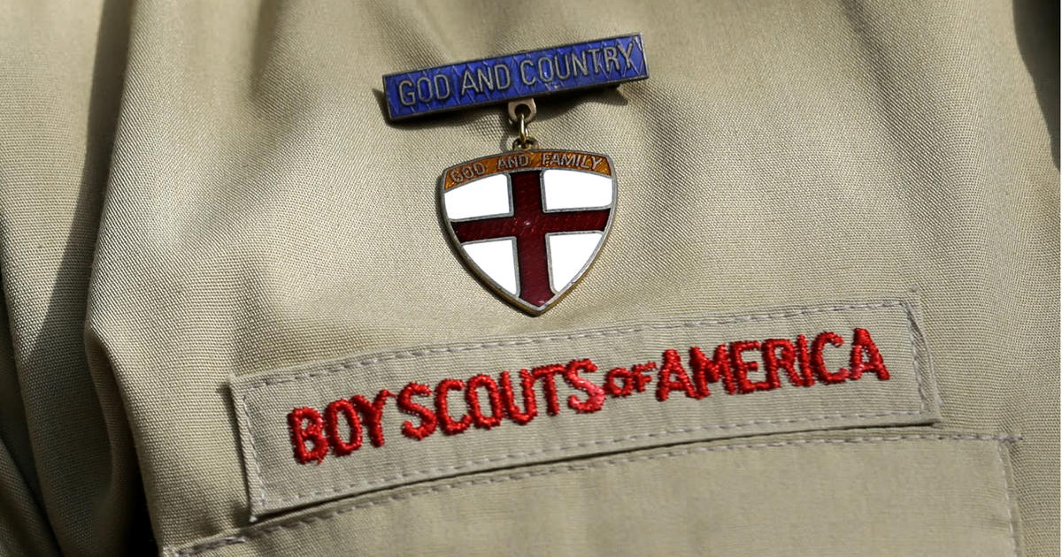 Girls can join Boy Scouts: Starting today, girls can officially join