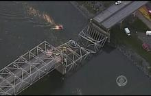 I-5 bridge collapses north of Seattle
