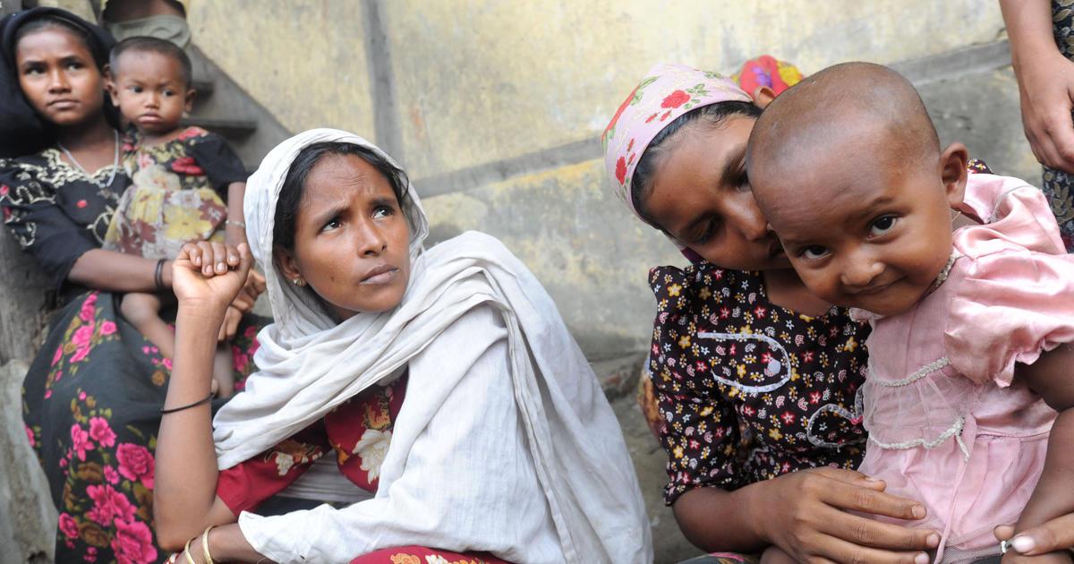 countrys muslim rohingya minority - 1200×630