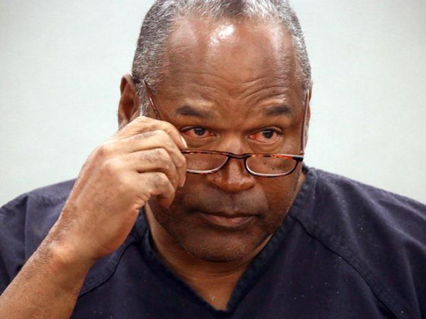 O.J. Simpson on trial
