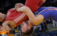 Nations fight to save Olympic wrestling
