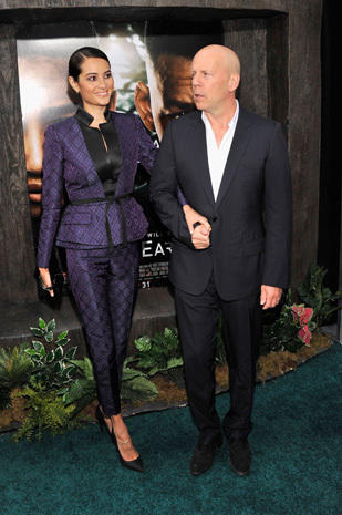 """After Earth"" premieres in New York"