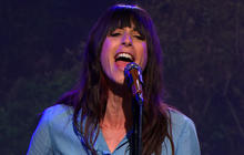 """Nicki Bluhm and The Gramblers perform """"Little Too Late"""""""