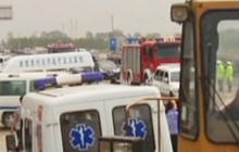 China poultry plant fire: At least 119 killed