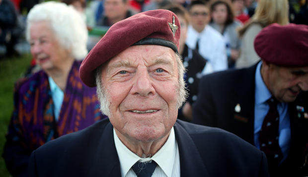 WWII veterans gather in Normandy