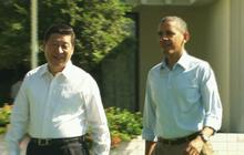 """Talks with Chinese president have been """"terrific,"""" Obama says"""