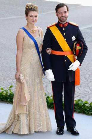 Princess Madeleine of Sweden's royal wedding