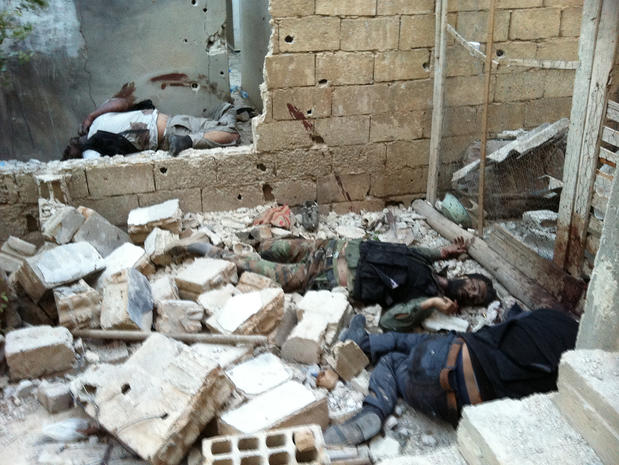 Violence continues in Syria