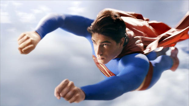 Superman on screen