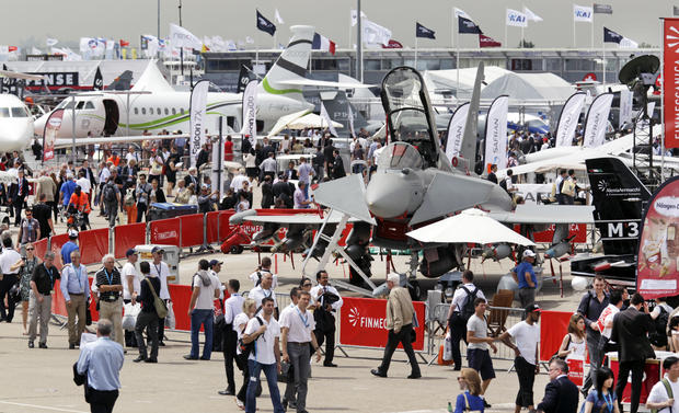 50th Paris Air Show